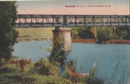 NOUVELLE CALEDONIE - DUMBEA - Pont Du Chemin De Fer - Nouvelle Calédonie