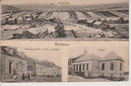 57 - MARIENAU - 3 VUES - MAGASIN BECKER - Sonstige Gemeinden