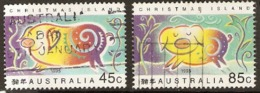 Christmas Islands  1995  SG 400-1  Year Of The Pig   Fine Used - Christmas Island