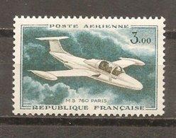 Francia-France Nº Yvert Aéreo 39 (MNH/**) - Aéreo