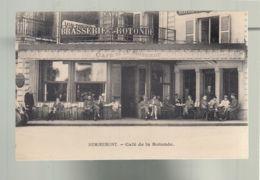 CPA (88) Remiremont - Café De La Rotonde - Remiremont