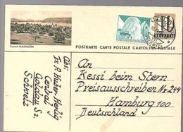 Kurort MAMMERN Goldau > Hamburg (659) - Ganzsachen