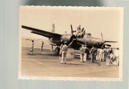 Photo (Av.) B26 Invader - Armée De L'Air Française - - Aviación