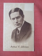 Arthur V Johnson  Ref 3618 - Entertainers