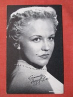 Blank Back  Peggy Lee   Ref 3618 - Entertainers