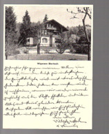 Nazi Censor WIGWAM BARTSCH Fribourg > Hannover (662) - Interi Postali