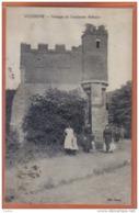Carte Postale 59. Vicoigne Vestige De L'ancienne Abbaye   Trés Beau Plan - Autres Communes
