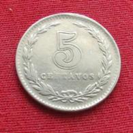 Argentina 5 Centavos 1929 KM# 35 *V1  Argentine - Argentine
