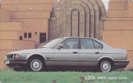 Télécarte Japon / 110-011 - VOITURE - BMW 520 I - CAR Japan Phonecard - AUTO Telefonkarte - COCHE / Germany - 3350 - Auto's