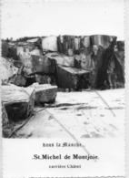 SAINT MICHEL DE MONTJOIE CARRIERE CHATEL - France