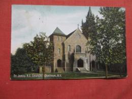 St James Church  Chatham     New York .  Ref 3619 - NY - New York