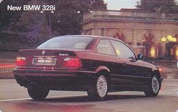 Télécarte Japon / 110-011 - VOITURE - BMW 328 I - CAR Japan Phonecard - AUTO Telefonkarte - COCHE / Germany - 3354 - Voitures