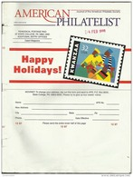 USS95112 American Philatelist Magazine 1997/12 Dec - Zeitschriften