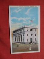 Newburgh Savings Bank      Newburgh    New York .  Ref 3619 - NY - New York
