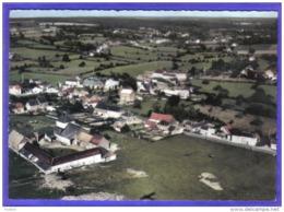 Carte Postale 59. Monceau-St-Waast   Vue D'avion   Très Beau Plan - France