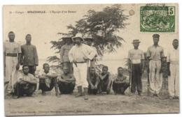Congo - Brazzaville - L'equipe D'un Bateau - Brazzaville