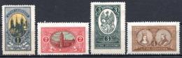 LITUANIE CENTRALE - (Occupation Polonaise) - 1921 - N° 28 à 35 - (Lot De 8 Valeurs Différentes) - (Série Courante) - Lithuania
