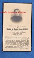 Faire Part De Décés Avec Photo - BOULIEU Les ANNONAY - Chanoine Lucien DELEUZE - Curé Décédé Le 23 Octobre 1934 - Décès