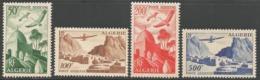 1949-53 Algeria Air Post: Storks And Aircraft Set (** / MNH / UMM) - Algeria (1924-1962)