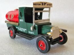 Matchbox Models Of Yesteryear - Ford Model T Tanker BP De 1912 (Y3-4) - Matchbox