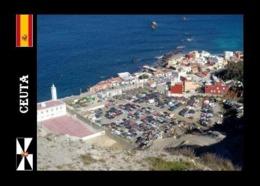 Ceuta City View North Africa New Postcard - Ceuta