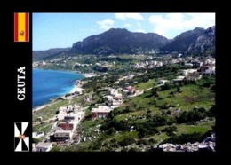 Ceuta City Overview North Africa New Postcard - Ceuta