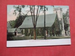 St James  Episcopal Church  Goshen   New York .  Ref 3619 - NY - New York