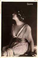 Artiste Femme 1900 - Greuze, Reutlinger 2080 - Cabaret