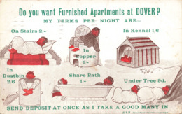 R209232 Do You Want Furnished Apartments At Dover. Post Card. 1919 - Postcards