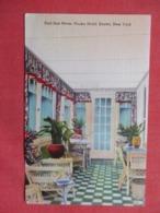 East Sun Room Keuka Hotel   Keuka New York> Ref 3619 - NY - New York