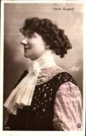 Artiste Femme 1900 - Yvette Guilbert - Cabaret