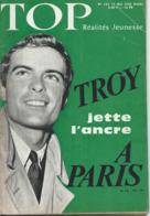 TOP REALITES JEUNESSE N°234 1963 Troy à Paris - Informations Générales