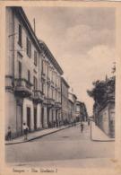 SEREGNO-MONZA BRIANZA-VIA UMBERTO I-CARTOLINA VIAGGIATA IL 31-8-1952 - Monza