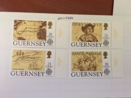 Guernsey Europa 1992   Mnh - Guernsey