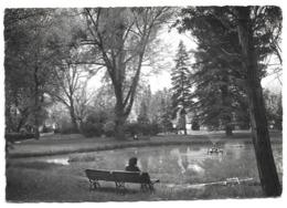 Cpsm 45 Montargis - Jardin Durzy - Edition Photo J. Lemosse - Montargis