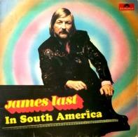 """AF Disco Vinile LP 33 Giri - JAMES LAST, """"In South America"""" - Dischi In Vinile"""