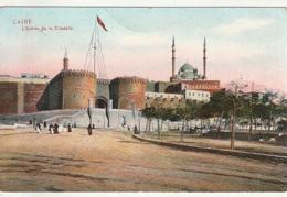 ***   LE CAIRE  Entrée De La Citadelle - Neuve/unused TTBE - El Cairo