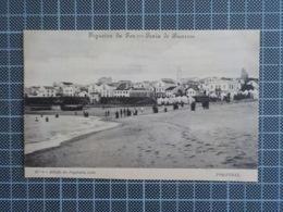 11.316) Portugal Figueira Da Foz Praia De Buarcos Ed. Papelaria Lobo - Coimbra