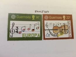 Guernsey Europa 1985   Mnh  #ab - Guernsey