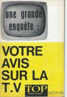 TOP REALITES JEUNESSE N° 280 1964 - Informations Générales