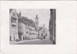 E1687 FELDKIRCH - VORARLBERG - MARKTPLATZ - Feldkirch
