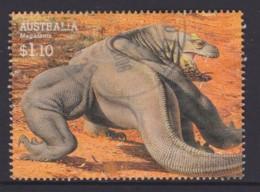 Australia 2008 Megafauna $1.10 Megalania Used - 2000-09 Elizabeth II