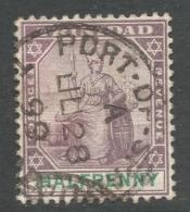 TRINIDAD. ½d USED - Trinidad & Tobago (...-1961)