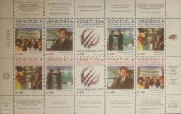 O) 1997 VENEZUELA, SUMMIT OF LATIN AMERICAN CHIEFS OF STATE AND GOVERNMENT ISLA MARGARITA -SOCIAL JUSTICE - FREE ELECTIO - Venezuela