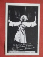 Flaming Dagger Dancer Dimitry At The Casino Russe  56 Th Street     Ref 3619 - Theatre