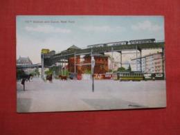 110 Th Station & Curve NY City        Ref 3620 - Prigione E Prigionieri
