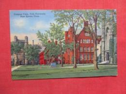 Campus Yale University   Connecticut > New Haven       Ref 3620 - New Haven