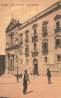 R212040 Girgenti. Chiesa S. Domenico E Palazzo Municipio. Formica Gaspare Girgenti - Monde