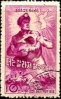 Corée Nord Poste Obl Yv: 694/695 Pour L'unification (Beau Cachet Rond) - Corée Du Nord