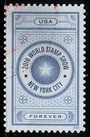 Etats-Unis / United States (Scott No.5062 - 2016 World Stamp Show New York) (o) - Etats-Unis